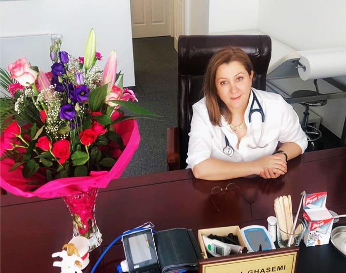 dr ghasemi