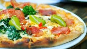 Persische Pizza in Österreich